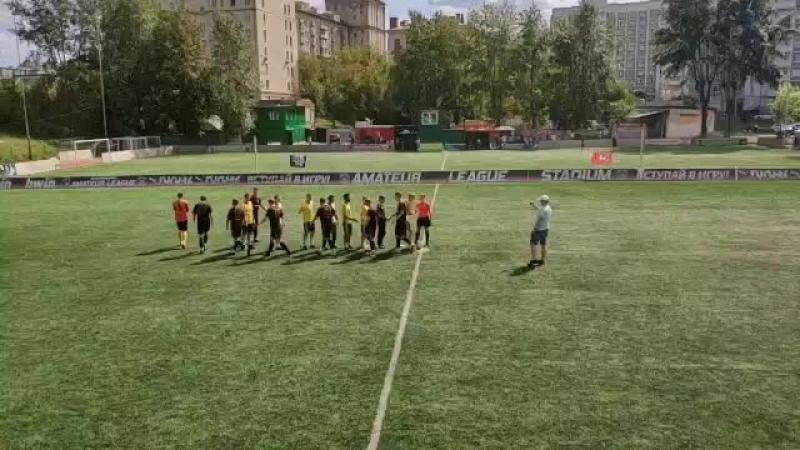 матч за 3 место Чемпионата России по футболу 8*8 СОХА Переславль Вологда