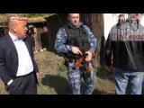 Губернатор Москаль обматерил пенсионера, чей дом разрушили снаряды карателей и боевиков хунты