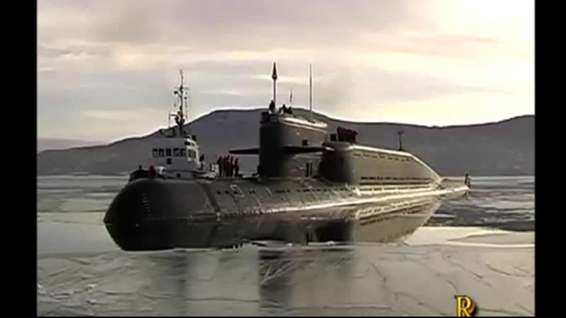 Швартовка РПКСН К-433 Святой Георгий Победоносец