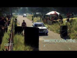 Ахрененный симулятор Dirt Rally 2.0 под Ахрененный микс Евгения Mаньшина.