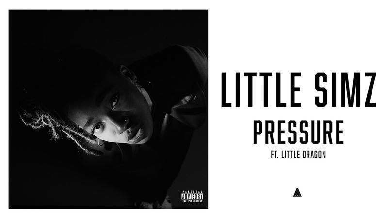 Little Simz Pressure ft Little Dragon Official Audio