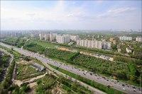 Строительство дублера Кутузовского проспекта и реконструкция существующей магистрали.