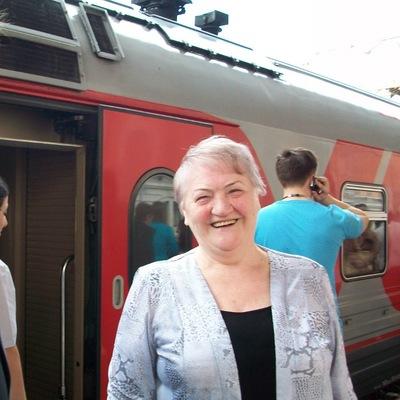 Валентина Баранова---Гурьева, 13 октября 1980, Вичуга, id218997741