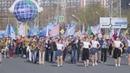 Праздничное шествие студентов ТУСУРа на День радио – 2019