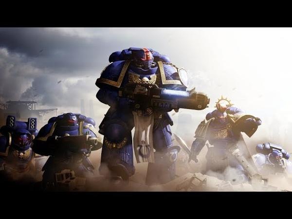 Space Marines Tribute - The Resistance [Warhammer 40 000 Music VideoGMVAMV]