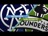 4-Minute Highlights New York City FC 2-1 Seattle Sounders FC