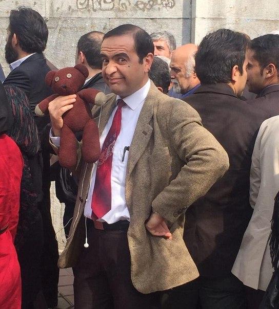 Увидел на выборах в Иране