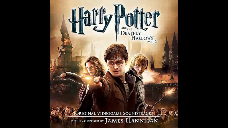 13 - Wandering 4 - Determination (Harry Potter and the Deathly Hallows: Part 2)