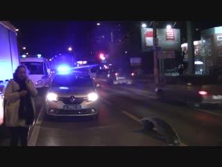 Жуткое лобовое столкновение в Тракторозаводском районе