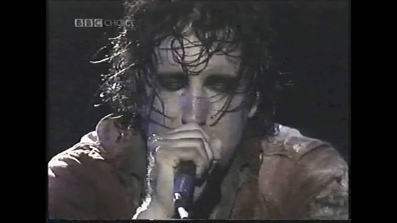 Nine Inch Nails - The Wretched (Live at Glastonbury - 2000)