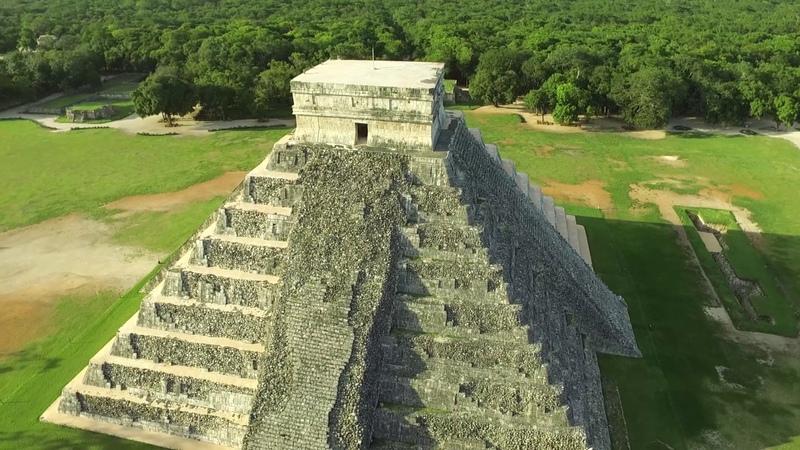Mexico- Chichen Itza Como Nunca lo Habias Visto