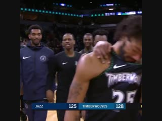 Derrick Rose was in tears after he dropped 50 tonight.