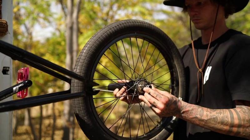 Ryan Guettler Bike Build insidebmx