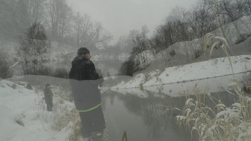 Рыбалка 25.11.2018 года