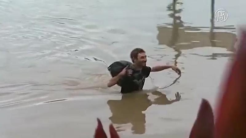 Наводнения в Квинсленде ( Австралия)