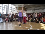 RENATA PECANHA &amp JORGE PERES Zouk Demo  5th Prague Zouk Congress 2014!