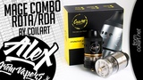 Mage Combo RDTARDA l by CoilArt