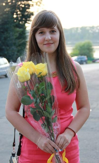 Алена Амелина, 20 августа 1997, Углич, id62304636