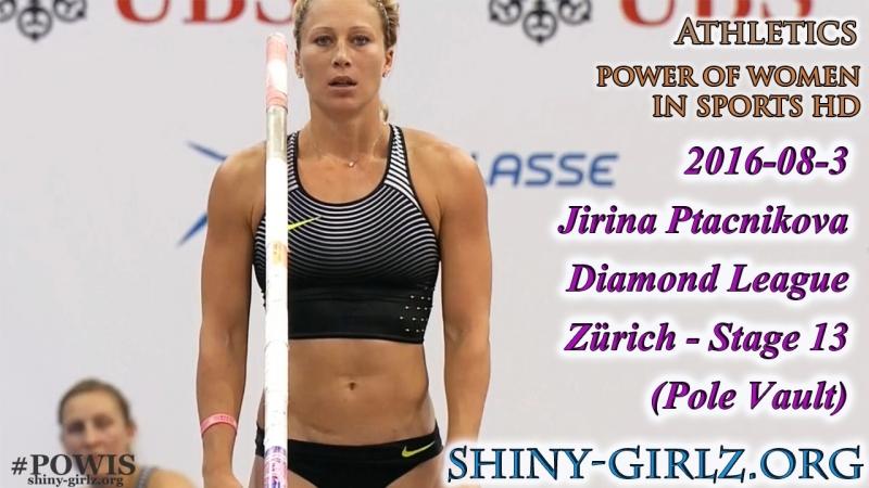 2016-08-31 Jirina Ptacnikova - Diamond League Zürich - Stage 13 (Pole Vault)