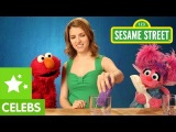 Sesame Street: Anna Kendrick and Elmo Absorb Some Knowledge
