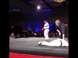 Иппон. До маваше кайтен гери в Кёкусинкай карате. Подготовка бойца. http://vk.com/oyama_mas