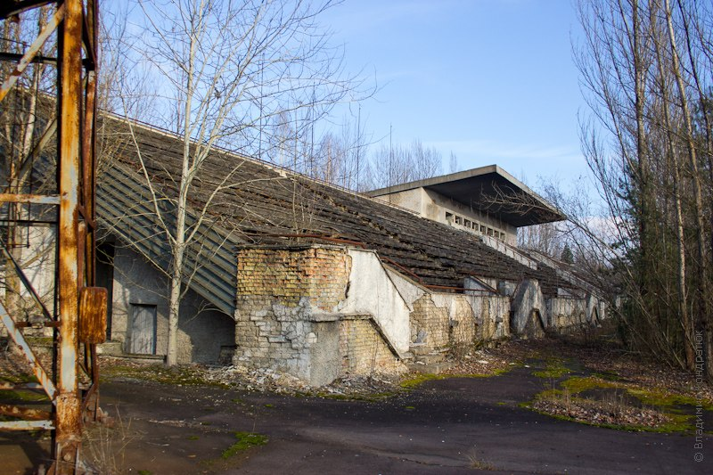 Стадион Припять