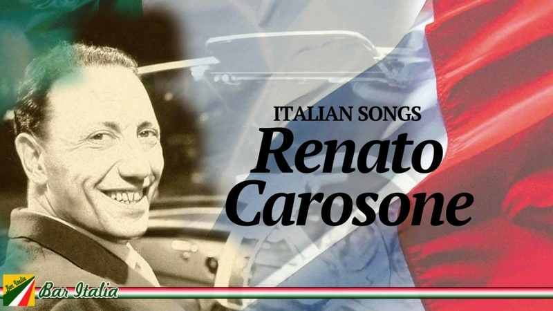 Renato Carosone Canzoni Italiane Italian Songs Music from Naples