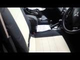 Штатные авточехлы автопилот на Паджеро в АвтоТоке