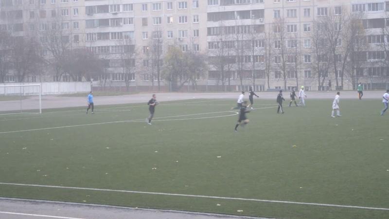 Фаворит - Ветра-08 5:0 (практически полный матч)