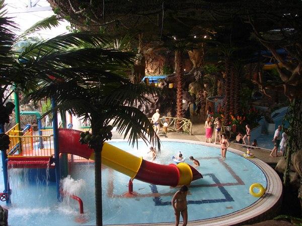 отдых в аквапарке джунгли для жителей Днепропетровска