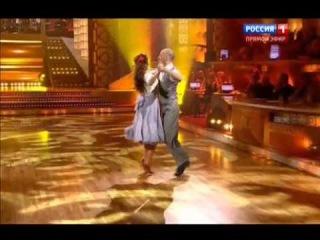 Танцы со звездами.19.10.13. Алёна Водонаева и Евгений Папунаишвили.