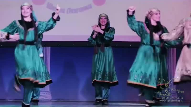 Заказать кавказские танцы на праздник свадьбу юбилей и корпоратив в Москве девичий перепляс