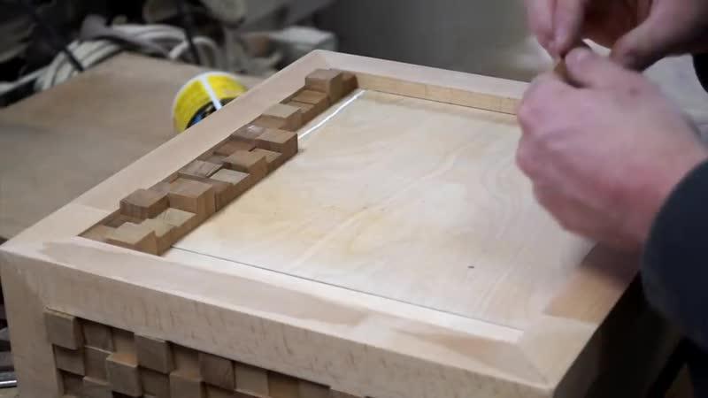 Electronic Puzzle Box SAFE! __ collaboration with Elis workshop