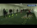 У школы футбола Кристалл в Сестрорецке появился новый спортивный зал