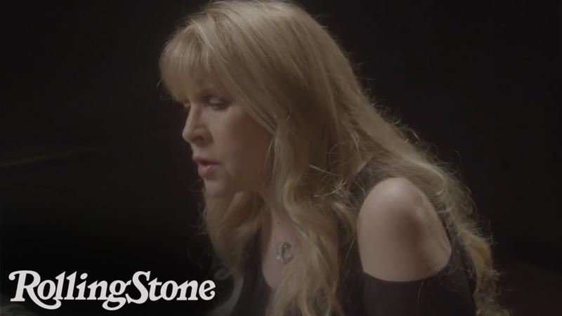 Stevie Nicks Performs Blue Water