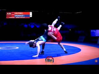 Armenians wrestlers 2019 u23