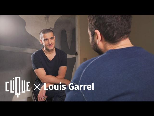 Clique x Louis Garrel