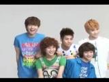 090808 SHINee Making of Nana's B Photoshoot Part 2/2
