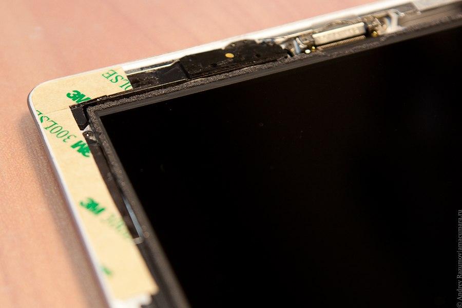 замена стекла Apple ipad new