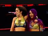Bayley &amp Sasha Banks vs Mickie James &amp Alicia Fox