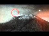 OVNI entra al volcán Popocatépetl - 30.MAYO.2013