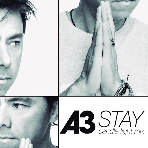 a3 альбом Stay (Candle Light Mix)