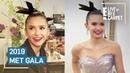 Nina Dobrev Gets Met Gala Ready With Charlotte Tilbury Zac Posen | E! Red Carpet Award Shows