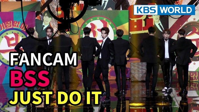 [FANCAM] [180323] BSS (부석순) (Seventeen) - Just do it @ Music Bank