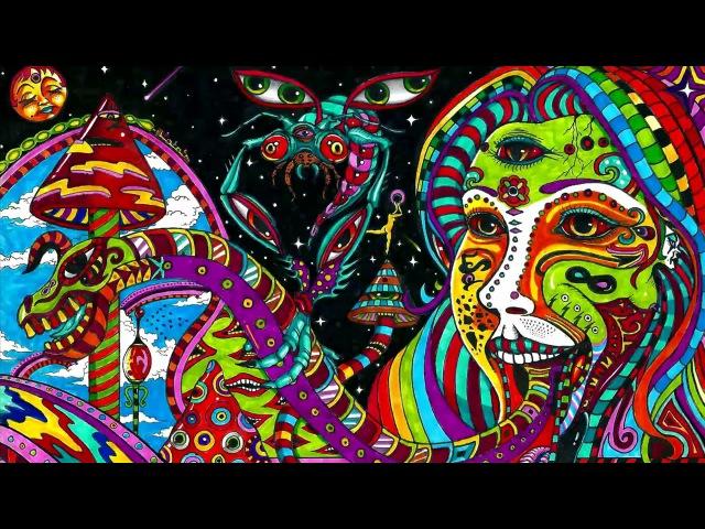 Hallucinogen [ACID TRANCE MIX 20162017]