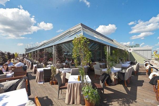 Рестораны на крышах в Москве - 2Do2GO RU