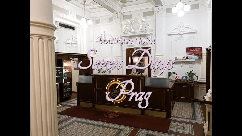 Boutique Hotel Seven Days Prag