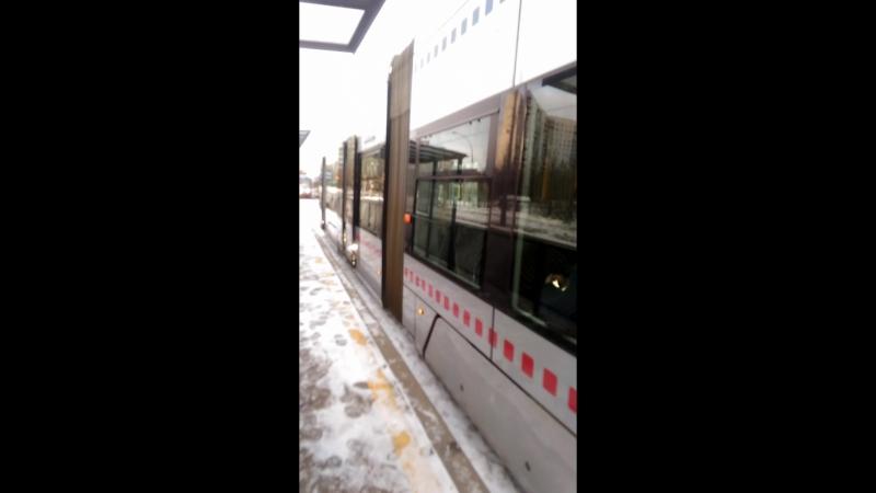 Трамвай в Сипайлово )