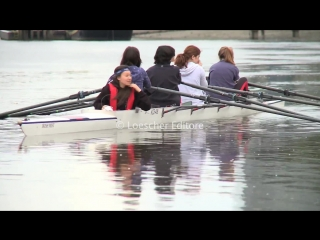 English - Sports  rowing (A1-A2 - with subtitles)