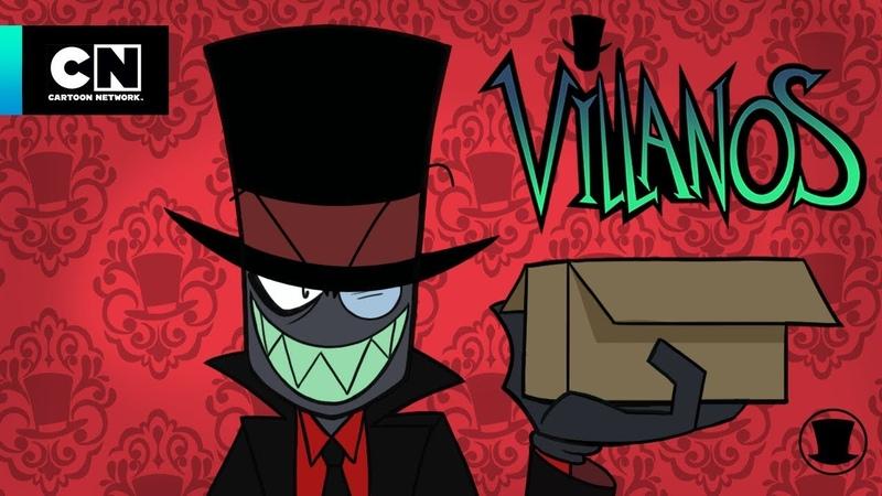 Videos de Orientación para Villanos Los casos perdidos de Boxmore | Villanos | Cartoon Network